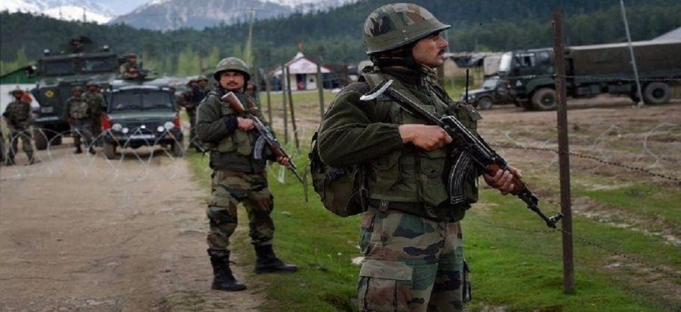 The Army had foiled an attack by BAT on a forward post along the Line of Control (LoC) in Keran sector. (File Photo)