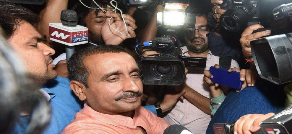The BJP was under pressure to act against Kuldeep Sengar since the July 28 accident involving the Unnao rape survivor and her family. (File Photo)