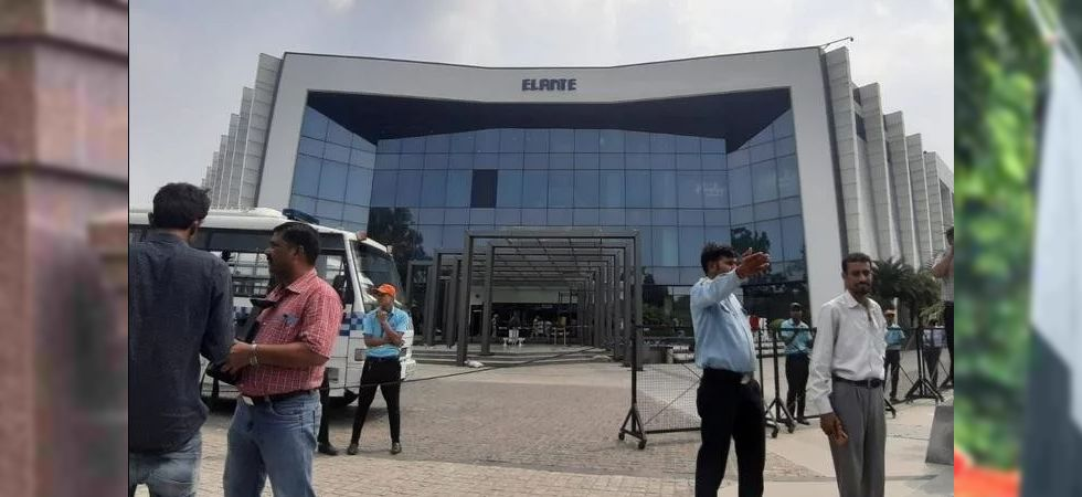 Elante Mall in Chandigarh evacuated after 'bomb threat' creates panic