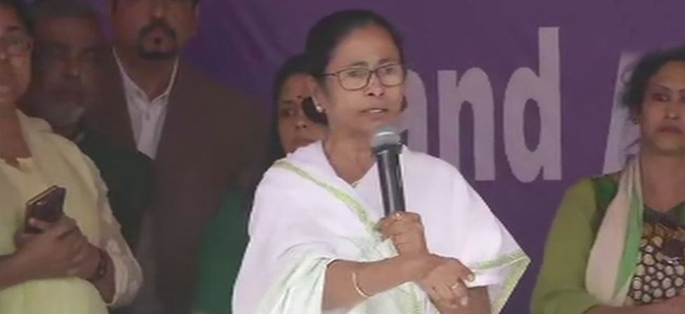 Mamata Banerjee rebuked a section of the leaders for the party's poor performance in the general elections. (File Photo: ANI)