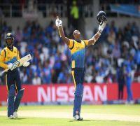 Angelo Mathews slams third ton, Sri Lanka on top in ICC Cricket World Cup 2019 clash in Leeds