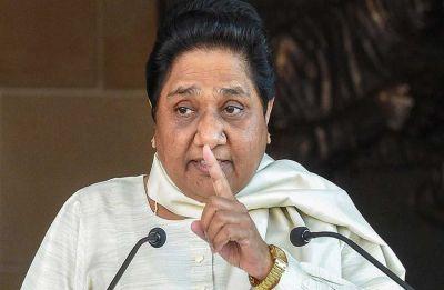 Karnataka Trust Vote: Mayawati asks BSP's lone legislator N Mahesh to back Kumaraswamy
