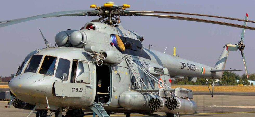 A media report had said that the fresh evidences pointed to a startling lapse of 'Identity, Friend or Foe' protocol that could have led to the shooting down of the sturdy chopper. (File Photo)