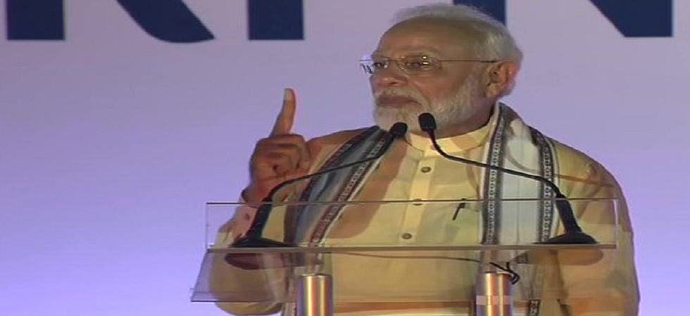 Can't think I am in Bahrain and my friend Arun Jaitley is no more: PM Modi