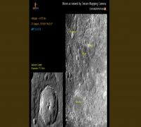 Chandrayaan-2 captures SECOND Moon image showing more craters: ISRO