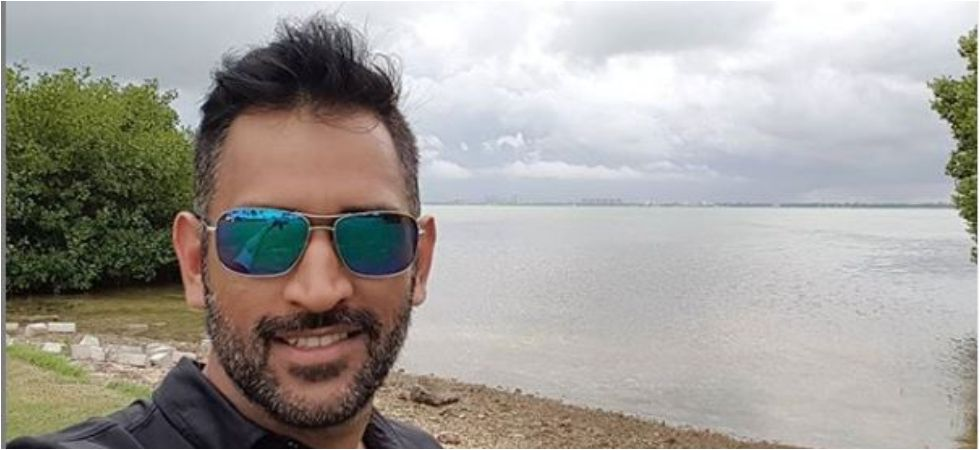 In April this year, Dhoni had moved the apex court seeking protection of his ownership rights on an over 5,500-square feet penthouse he booked 10 year ago in a project of Amrapali Group. (Photo credit: MS Dhoni/Instagram)