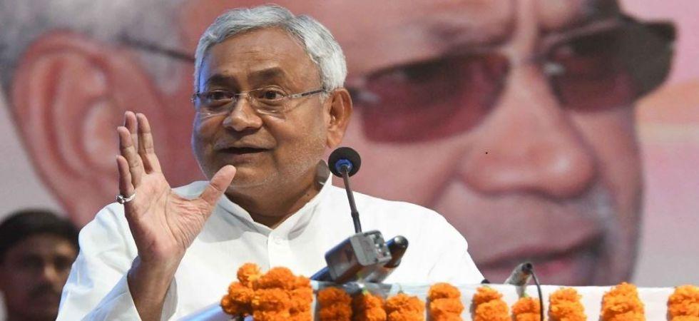 Bihar Chief Minister Nitish Kumar (File Photo)