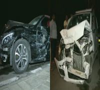CRPF man dies after Noida businessman's teenaged son rams Mercedes into his cab: Report