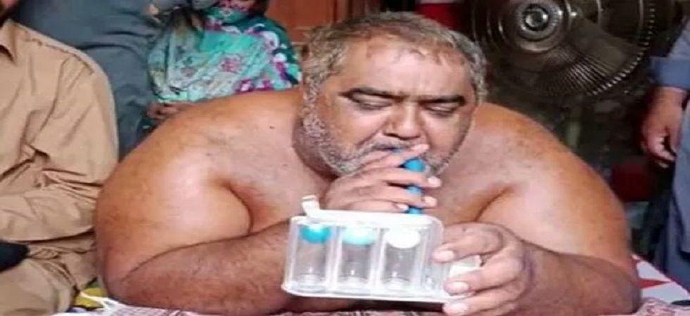 Pakistan's heaviest man Noorul Hassan dies after left unattended in ICU due to commotion
