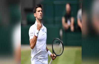 Wimbledon: Novak Djokovic beats Roberto Bautista Agut 6-2, 4-6, 6-3, 6-2 to reach final