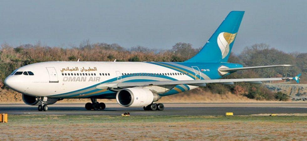 Oman Air Mumbai-Muscat flight with 206 passengers makes