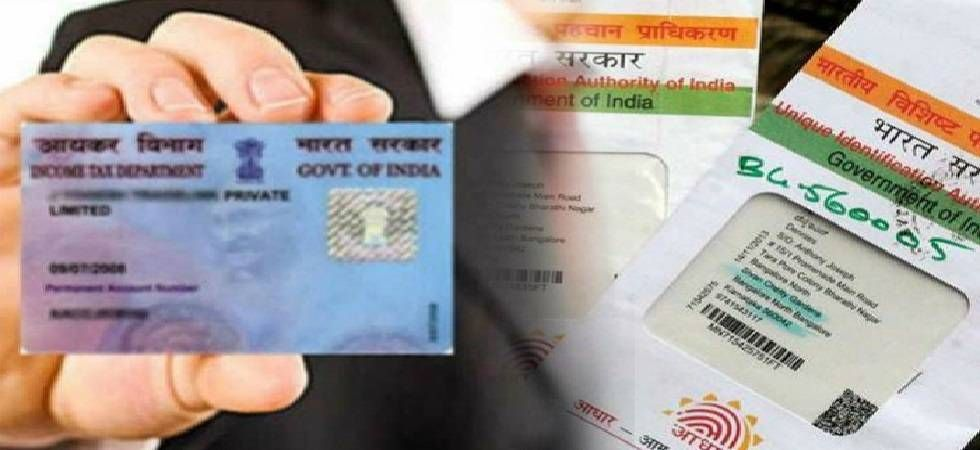 In March earlier this year, the government had extended the deadline for linking PAN with biometric ID Aadhaar by 6 months till September 30, as per an official statement. (File Photo)