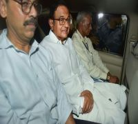 INX Media case: P Chidambaram arrested by CBI, to spend night at agency guest house
