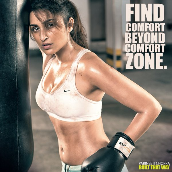 Parineeti Chopra flaunts new moves