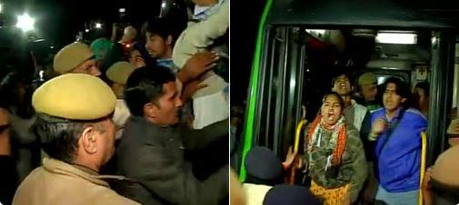 Nirbhaya rape: Protests against juvenile release
