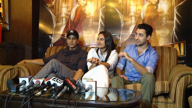Once Upon A Time In Mumbaai Dobara team promote film in Delhi