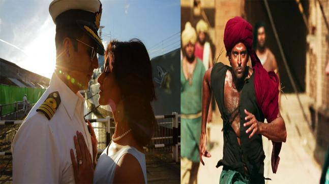 Mohenjo Daro vs Rustom opening day Box office collections