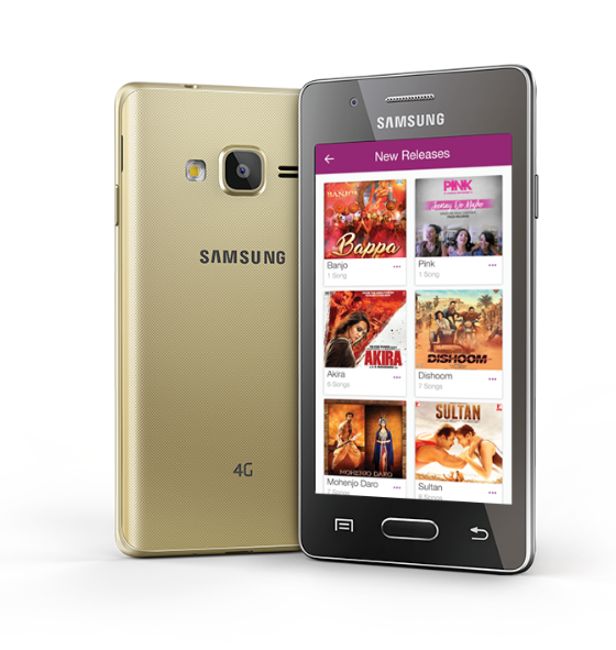 Samsung launches its Z2 smartphone in India: Read about price, specifications here