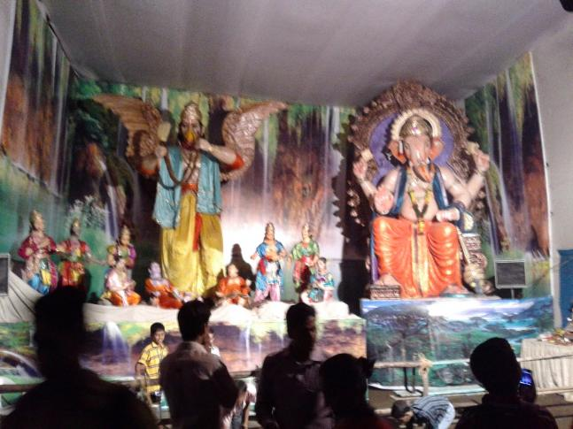 5 Famous Ganesh Pandals in Mumbai