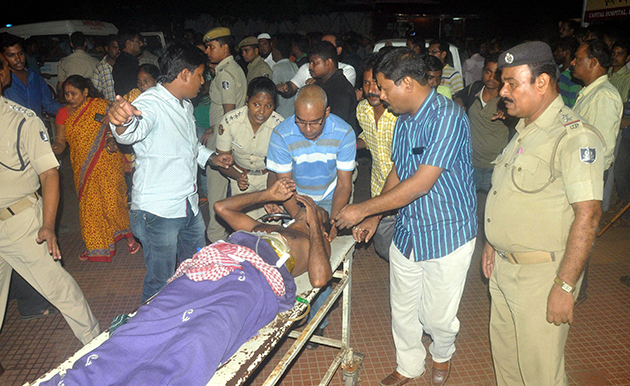 Sum Hospital Fire Mishap claims 19 lives, leaves over 100 injured