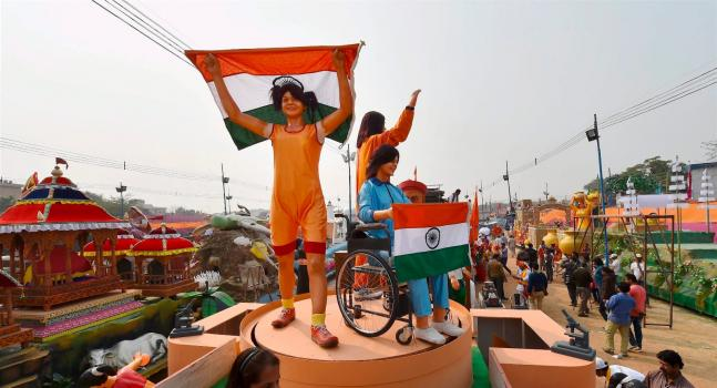 Republic Day 2017 Skill India Beti Bachao Beti Padhao themes for 26 January tableaux