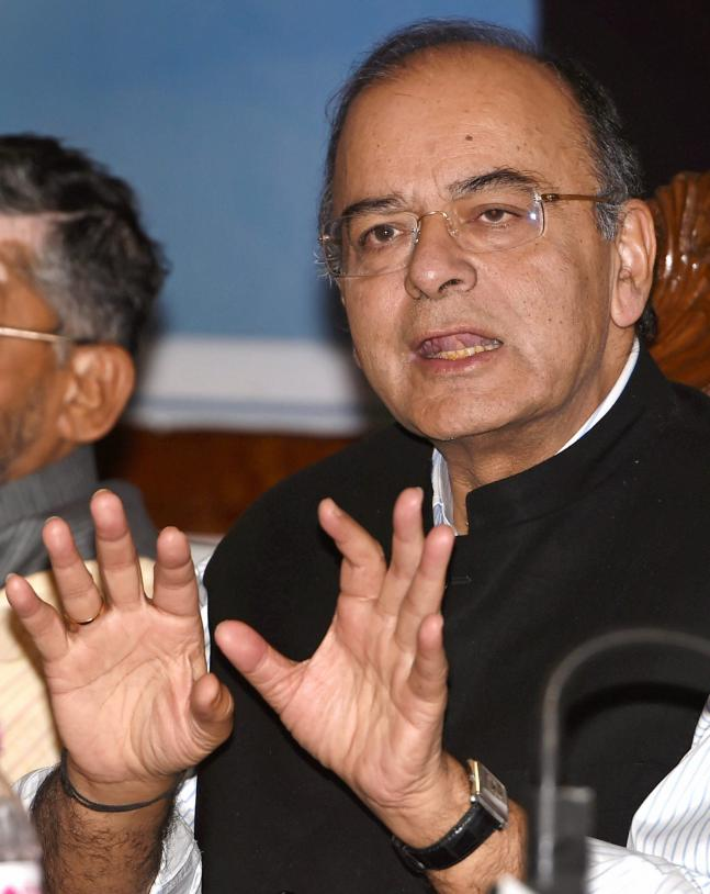 Defence Minister Arun Jaitley in Kashmir asks Army to give befitting reply to any misadventure by Pakistan