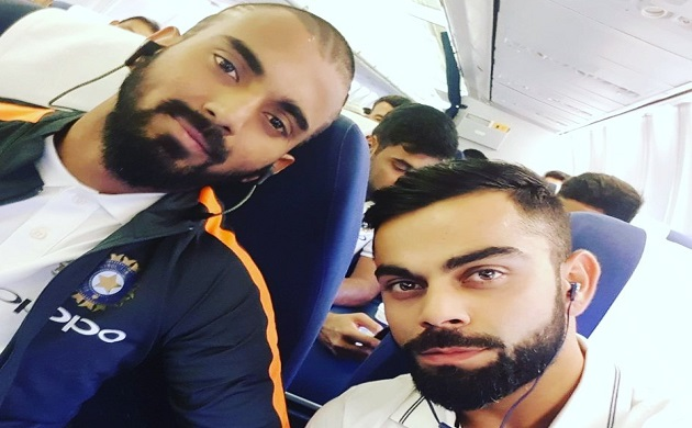 India vs Sri Lanka 2017: Team India leaves for 3 Tests, 5 ODIs and on off T20 with fit-again KL Rahul and Rohit Sharma