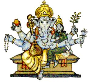 32 Forms of Lord Ganesha