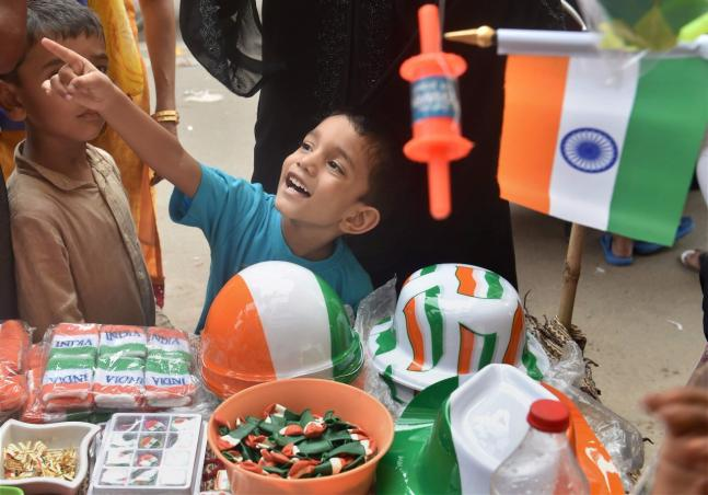 70 years of Independence: All-pervading national fervor is gripping nation