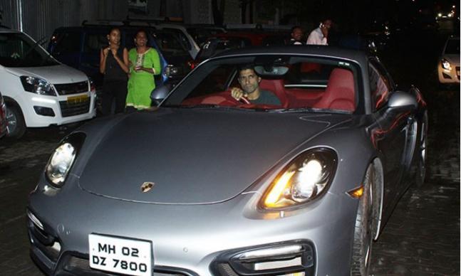 Ranveer Singh Deepika Padukone arrive together at Ritesh Sidhwanis birthday bash catch some glimpses of star studded night here