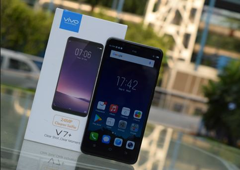 Vivo v7 Plus smartphone with 24 megapixel camera launched in India; check features and more