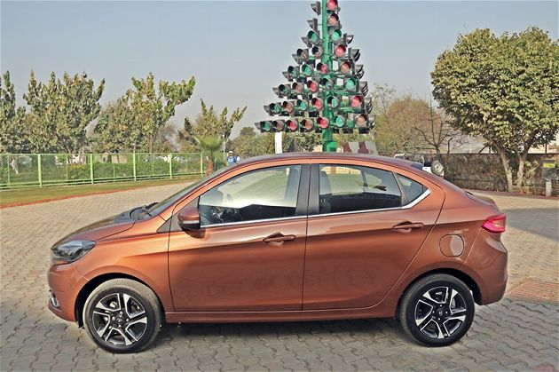 Tata Motors launched Tigor compact sedan All you need to know