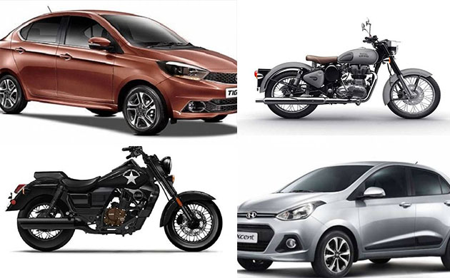 NN Auto review From Tata Tigor to Royal Enfield Classic 350 here are top launches for early September