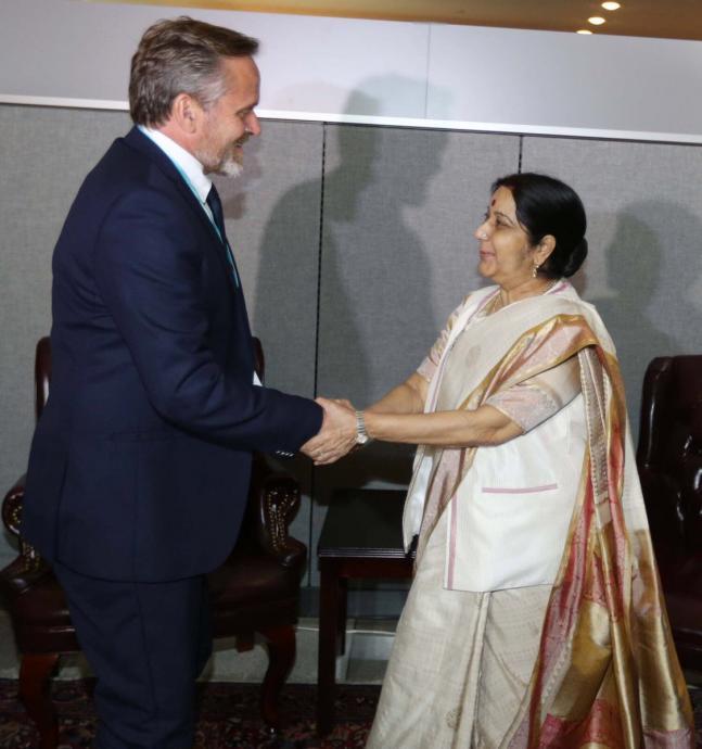 EAM Sushma Swaraj to attend UNGA meets Ivanka Trump Bangladesh PM Sheikh Hasina and other world leaders