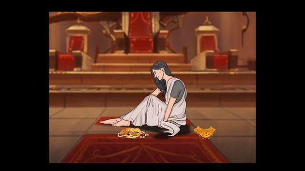 Ramayana through illustrations Ayodhya Kand