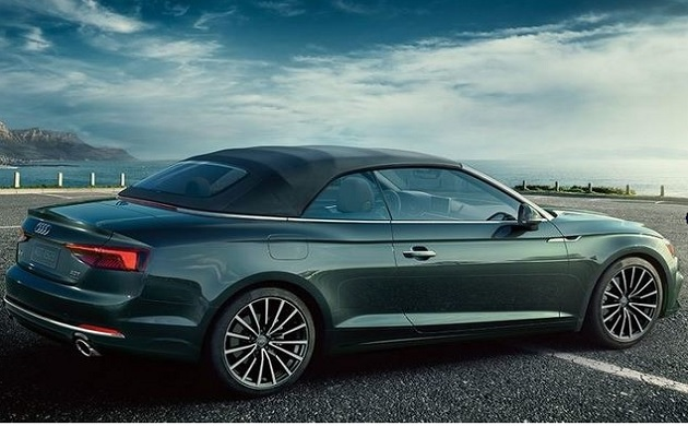 In Pics Audi A5 Sportback A5 Cabriolet S5 Sportback launched in India