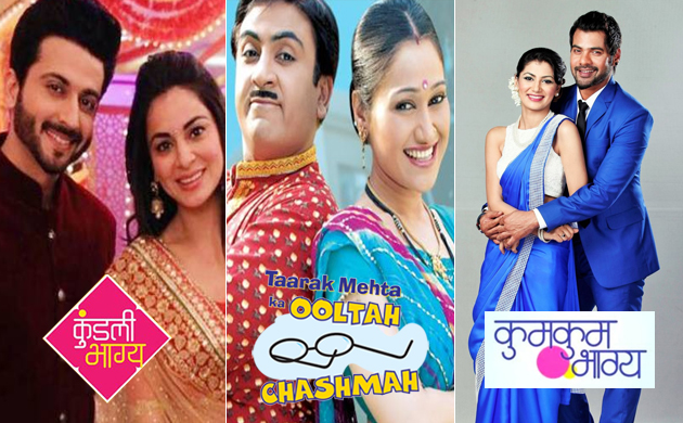 BARC TRP ratings week 1 of 2018 Kundali Bhagya Star Screen Awards Bigg Boss 11 top ten shows