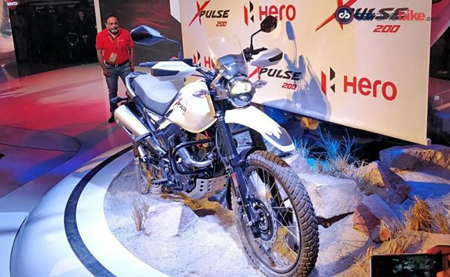 Auto Expo 2018 From Hero XPulse to TVS Motor Suzuki Honda activa bmw Attractive new bikes and scooters on display