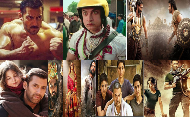 From Padmaavat to Tiger Zinda Hai highest grossing Bollywood films which entered Rs 300 crore club