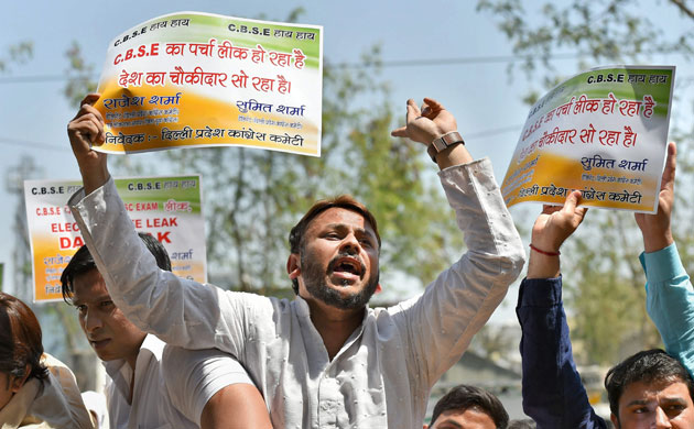 CBSE Paper leak: Students continue protests, re-test disheartens youngsters | Major developments