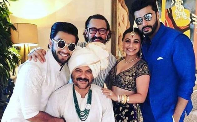 Sonam Kapoor Anand Ahuja big fat Punjabi wedding was a starry affair