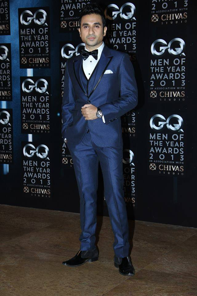 Stars shine at GQ Men of the Year 2013 awards