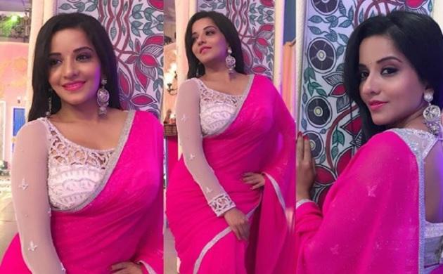 Antara Biswas Monalisa Bhojpuri Star As Mohona In Nazar -5629