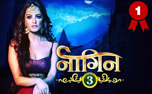 BARC TRP ratings week 30 2018 Naagin 3 secures its numero uno spot