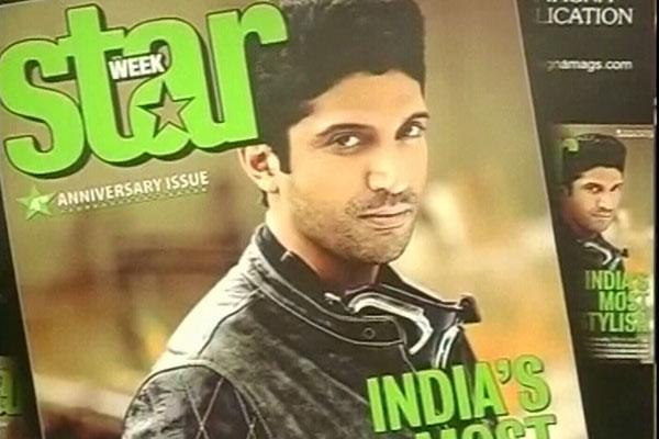 Farhan, the most stylish man!
