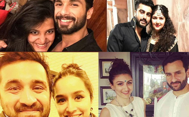 Bhai Dooj 2018: A look at Bollywood brother-sister pairs Arjun anshula sonam harshvardhan saif soha sharddha siddhanth shahid sanah