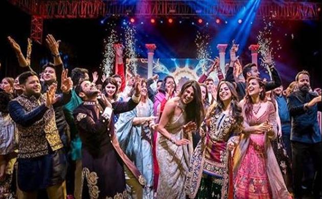 Priyanka Chopra and Nick Jonas's journey from engagement to wedding ceremonies