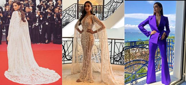 Deepika Padukone Happy Birthday 5 times the Padmavat actor paraded with style on the Red Carpet