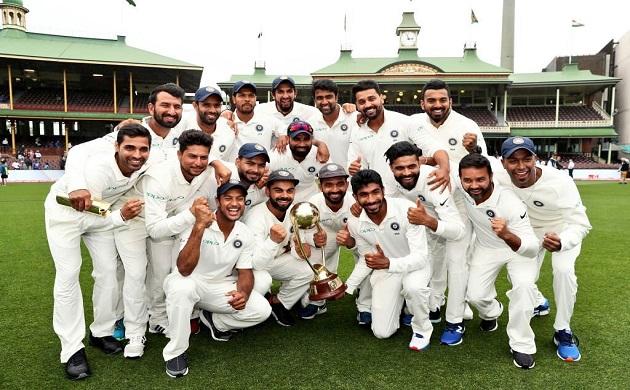 virat kohli india cricket team achieve history beat australia in test series 71 years