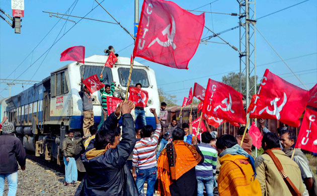 Transport, banking services impacted on first day of two-day nationwide strike